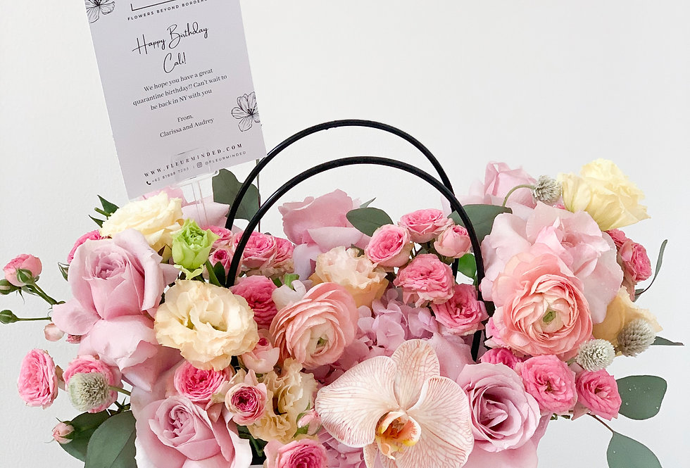 Pretty in Pink - Tote | 80 AUD