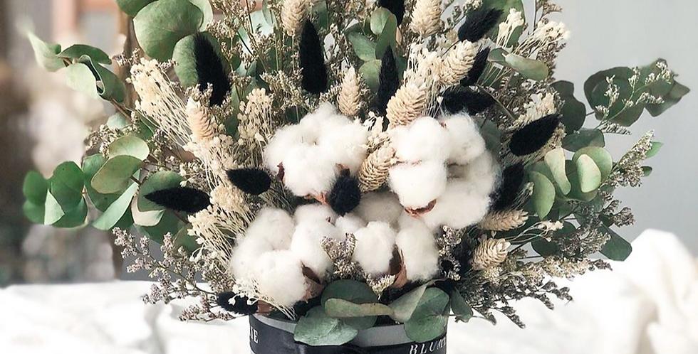 Cotton Balls In Mini Pot | 550,000 IDR