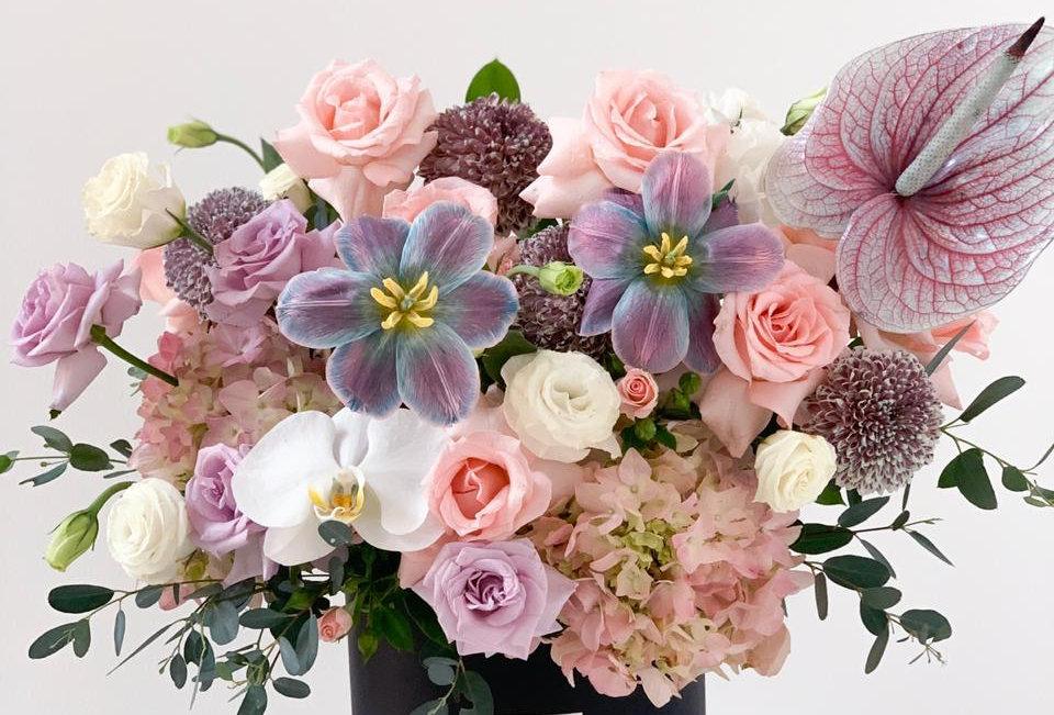 Gypsy Lavender Garden Box | 100 AUD