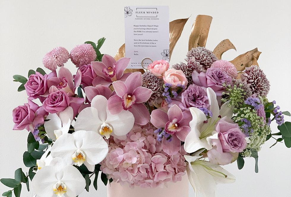 Overflow Deluxe Bloom Box | 130-150 AUD