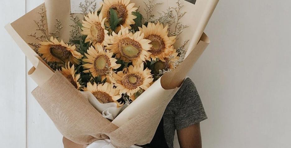 Sunflower Bouquet | 45 AUD