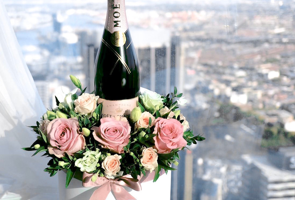 For The Love of Moet | 2,000,000 IDR