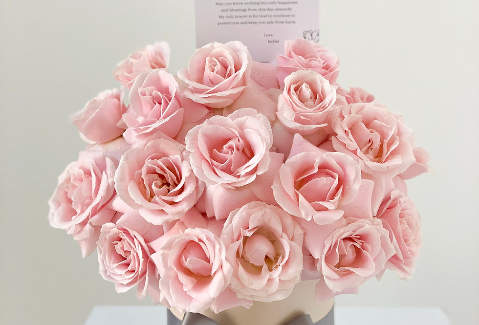 Pink on Pink | 40 AUD