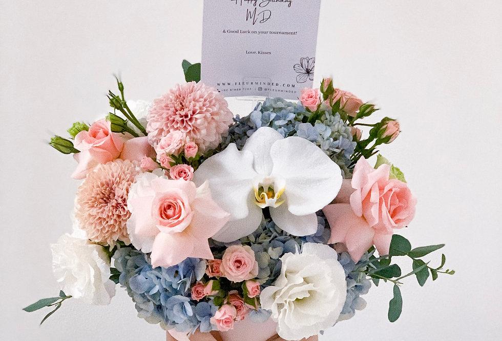 Signature Pastel Baby Bloom Box | 60 AUD