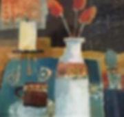 Jan Munro still life flower vase.JPG