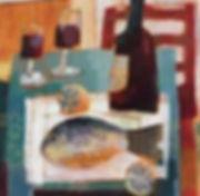 Jan Munro still life fish on plate.JPG