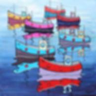 Flotilla, Paul Bursnall.jpg