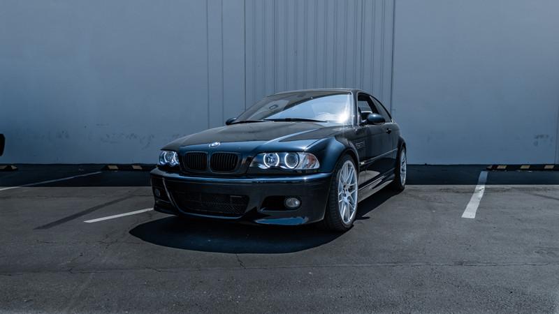 BMW E46 Orion V4 halos installed at MDRN retrofits