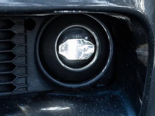 BMW E90 Pro LED Fog Lights by MDRN Retrofits in Orange County, CA