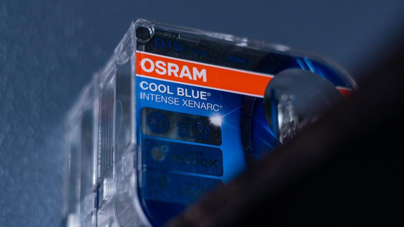 OSRAM CBI HID Bulbs at Modern MDRN Retrofits in Costa Mesa