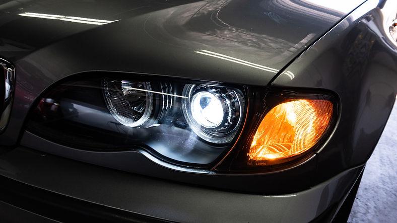 BMW E46 Pro Headlight Retrofit Package at MDRN Retrofits