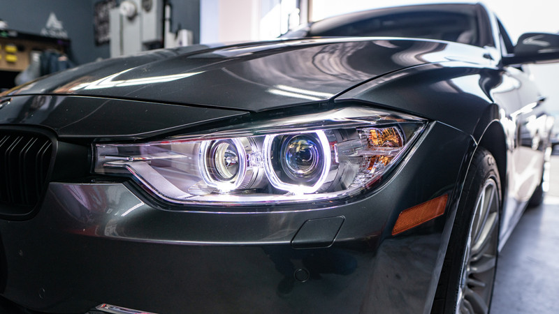 depo xenon style headlight conversion completed at mdrn retrofits