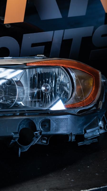 BMW E90 Headlight Retrofit at MDRN retrofits