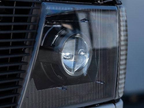 Ford Econoline Elite Headlights by MDRN Retrofits in Orange County, CA