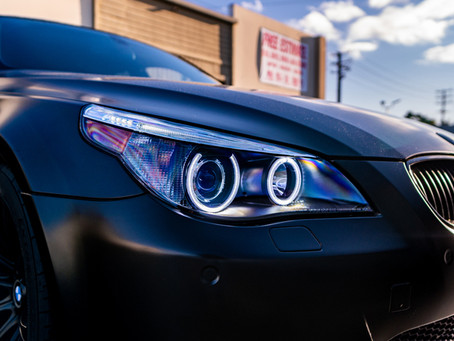 Why You Should Consider A Retrofit Before A Headlight Replacement