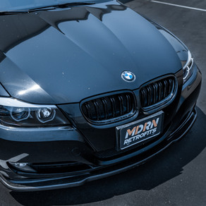 Get Rid Of Your E90 Halogen Headlights Once & For All