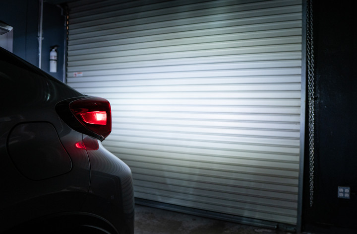 Toyota CH-R with Diode Dynamics XP80 LEDs installed at Modern MDRN Retrofits