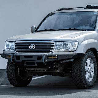 Toyota Land Cruiser Morimoto M-LED Headlight Retrofit by MDRN Retrofits in Orange County, CA