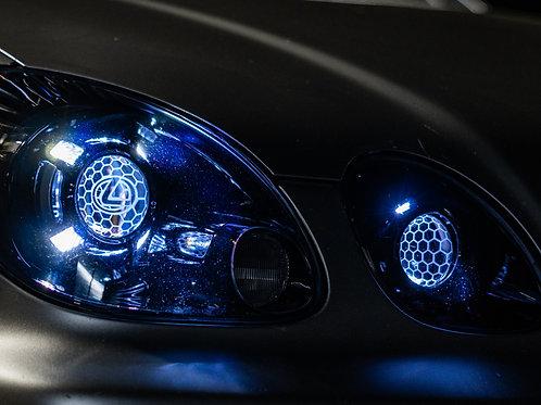 Lexus 2GS Elite S3 Headlights by MDRN Retrofits