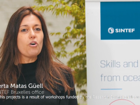 The ARBAHEAT project explained in a SINTEF video