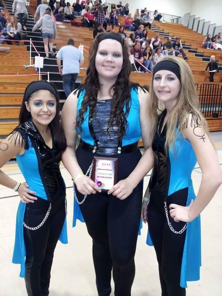 WINTER GUARD UNIFORM 5