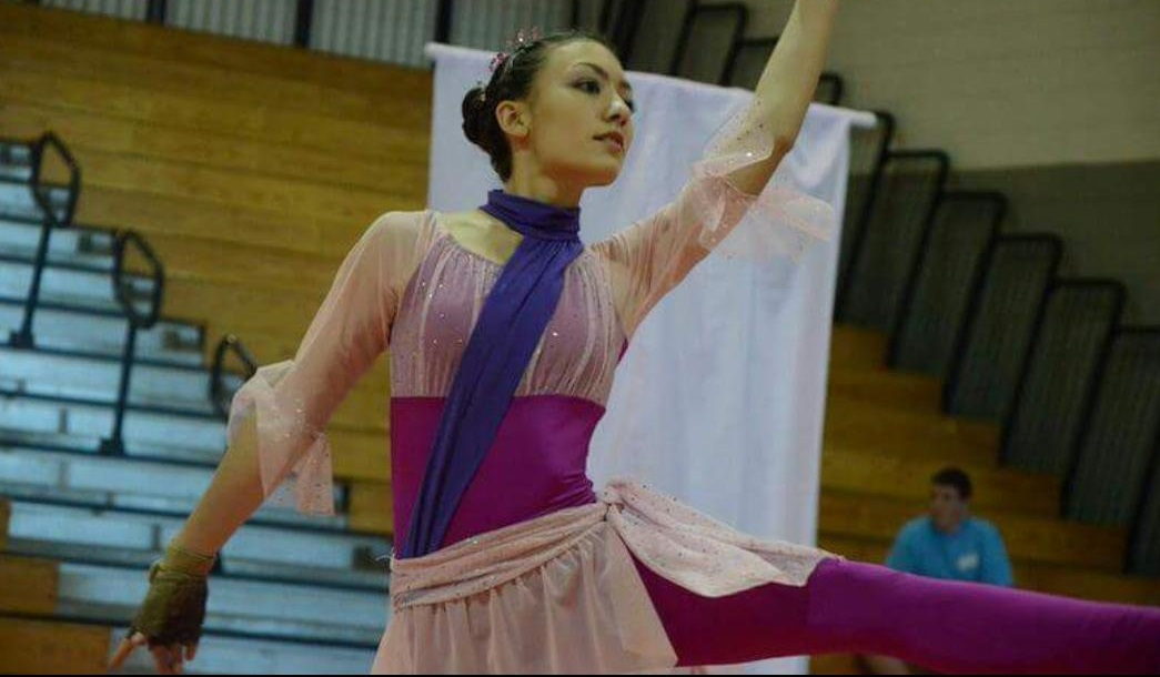 WINTER GUARD UNIFORM 4
