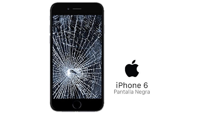 Reparación Pantalla iPhone 6 Negra