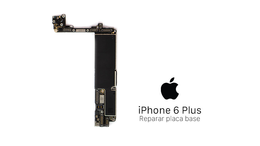 Placa Base iPhone 6 Plus