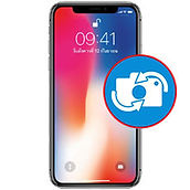 iPhone-X-reparar-camara-delantera-sevill