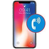 iPhone-X-reparar-auricular-interno-sevil