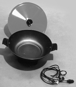 Electric Wok Redesign