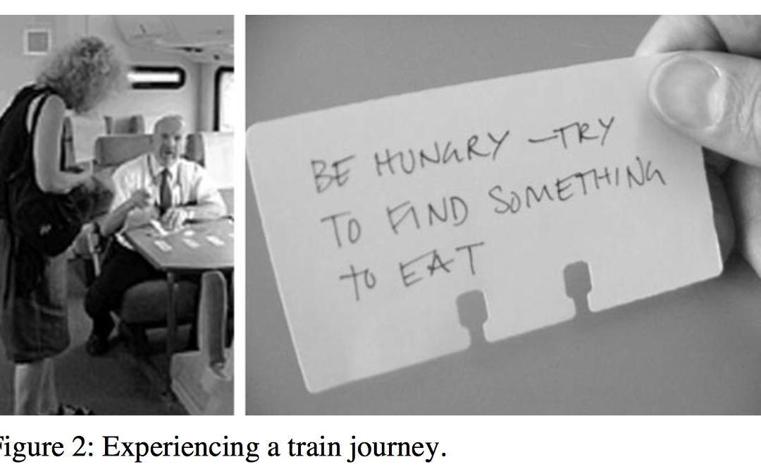 Train Journey Scenario