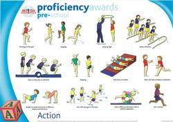 BG Pre-School Awards - Action