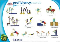 BG Pre-School Awards - Balance
