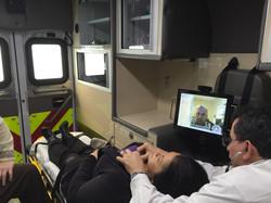 Live Ambulatory Telemedicie