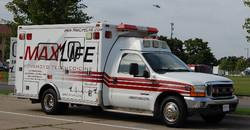 Max Life Ambulance