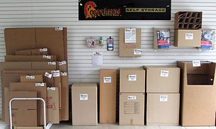 Boxes & Packing Supplies