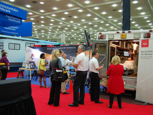 Max Life with swy|me Displays at ATA Expo in Baltimore, MD