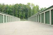 Self-Storage Drive-Up Storage