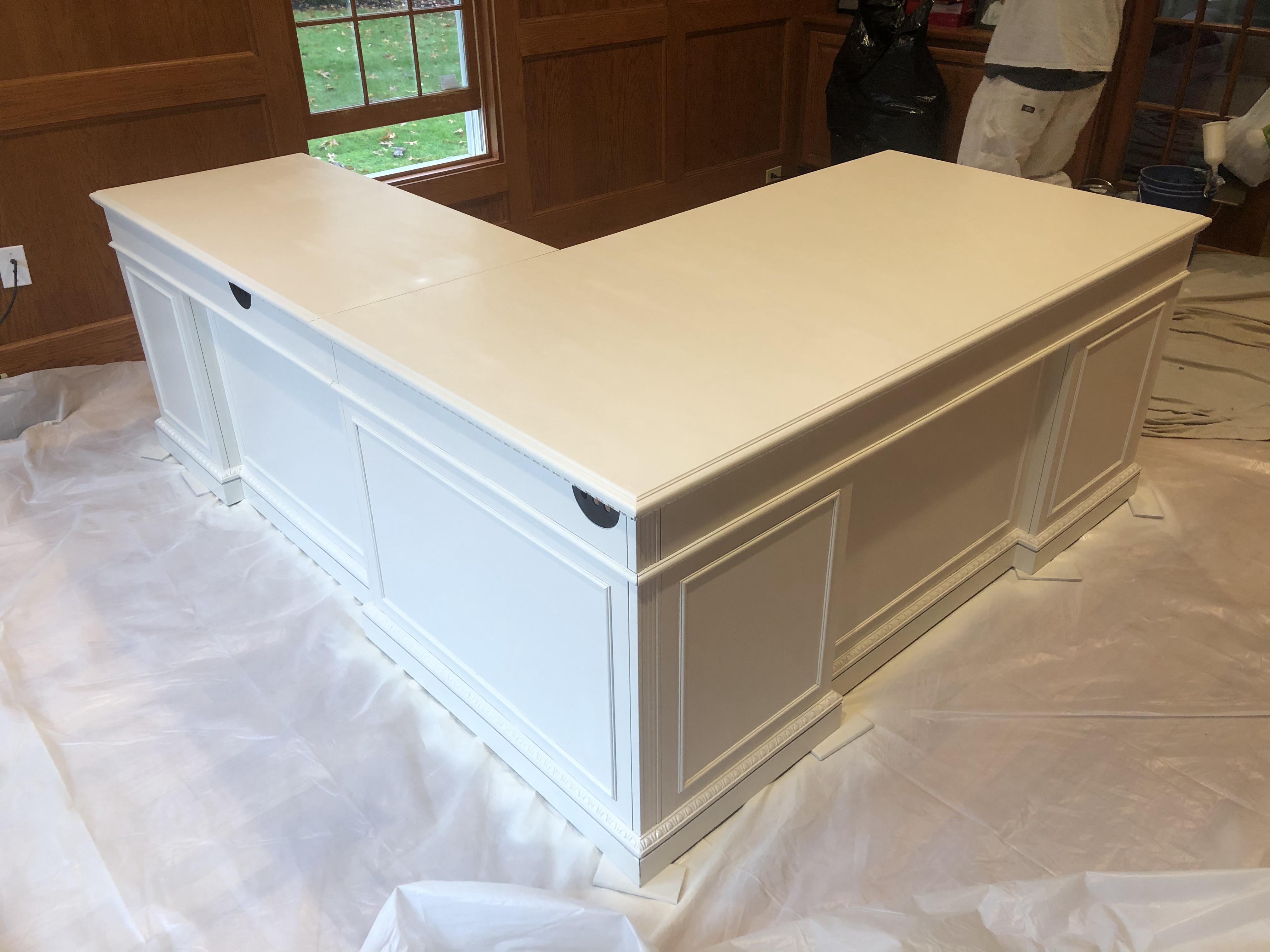 Furniture Refinishing Service