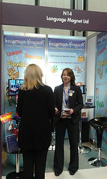 Language Magnet at the Education Show, NEC