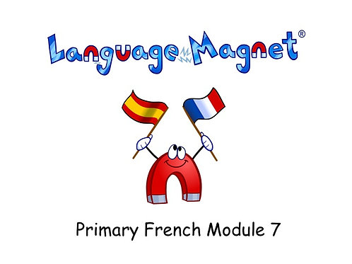 Language Magnet Primary French Module 7