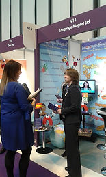 Language Magnet at the Education Show 2017
