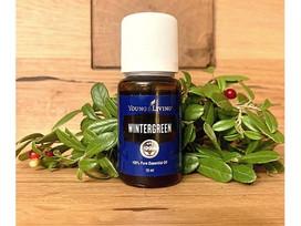 Wintergreen - olejek eteryczny na wszystkie bóle