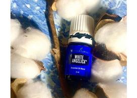 Kompozycja olejków White Angelica