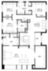 Minimalist 49 first floor plan