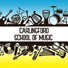 Carlingford School of Music Logo Square.
