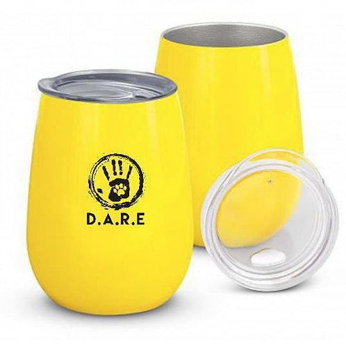 DARE to Tumble - Coloured vacuum tumblers 300ml