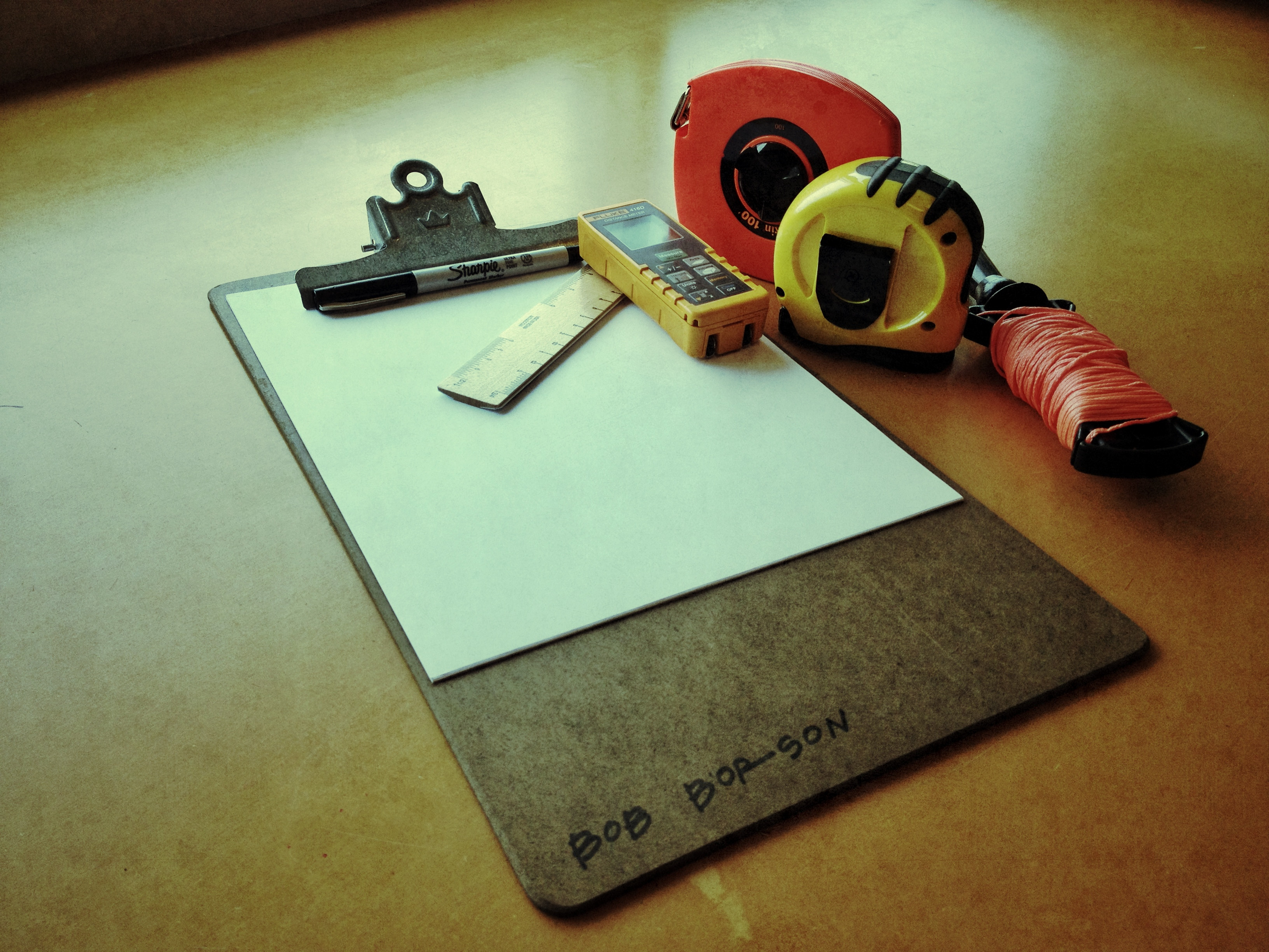 Site Measure & Design Option
