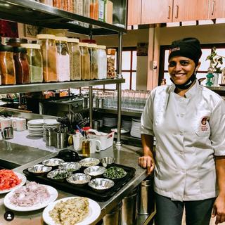 Sabiya chef